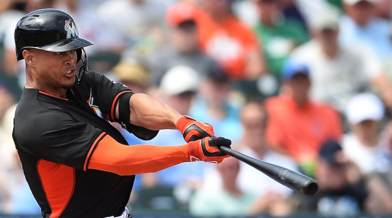 giancarlo stanton mlb home run odds