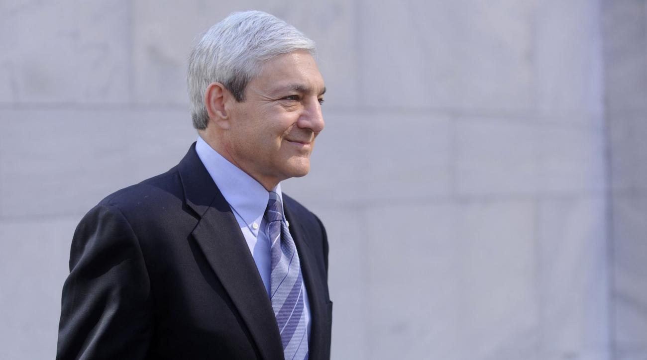 Graham Spanier Penn State suing