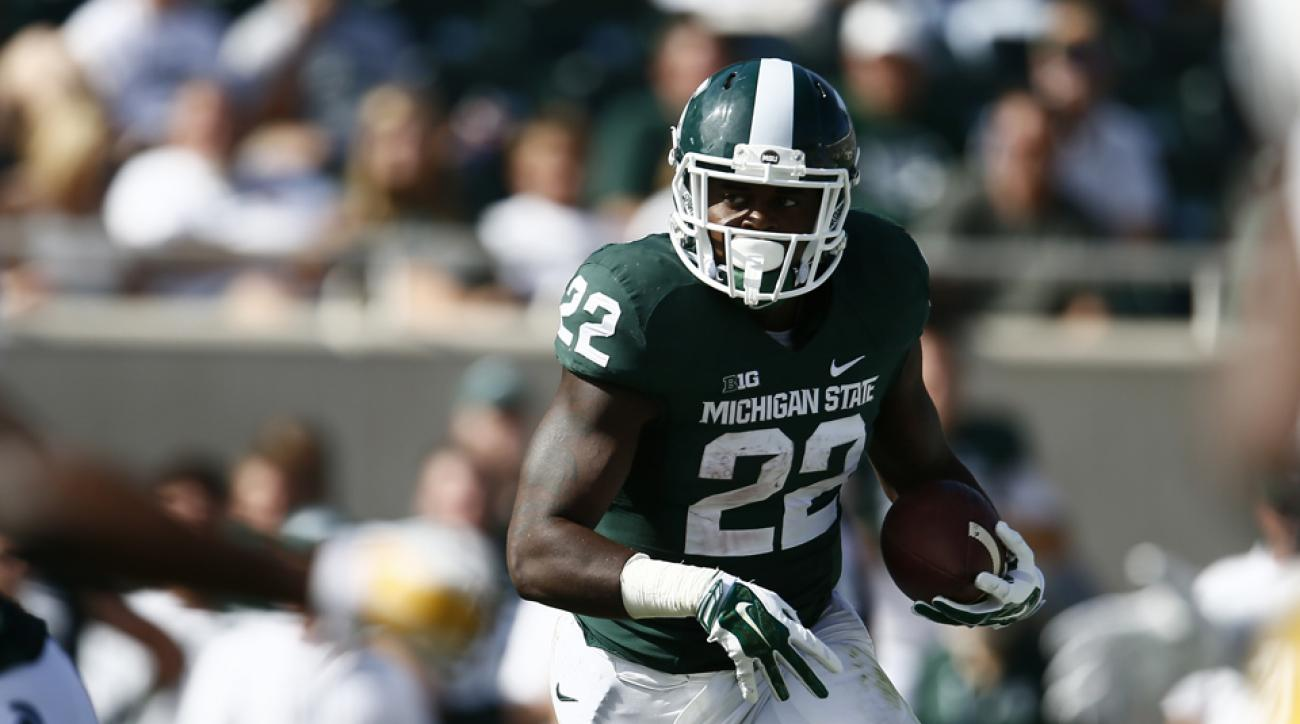 MSU's Delton Williams suspended after gun charge