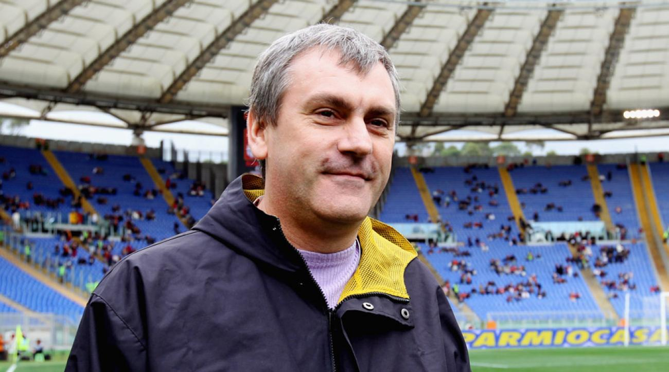 Parma boss arrested, charged with money laundering