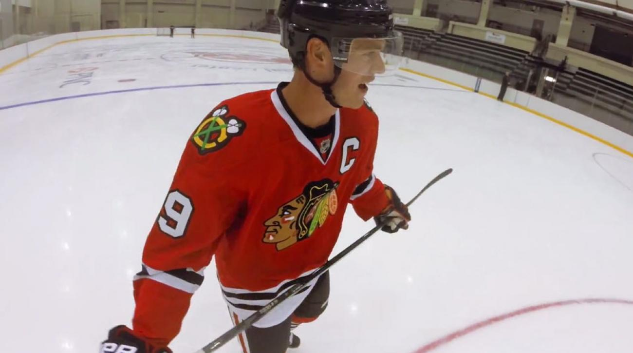 Chicago Blackhawks  Jonathan Toews