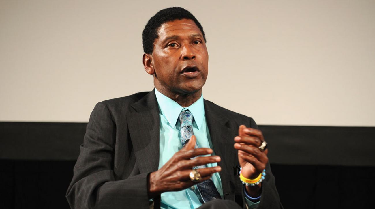 Former NFL player Wesley Walker