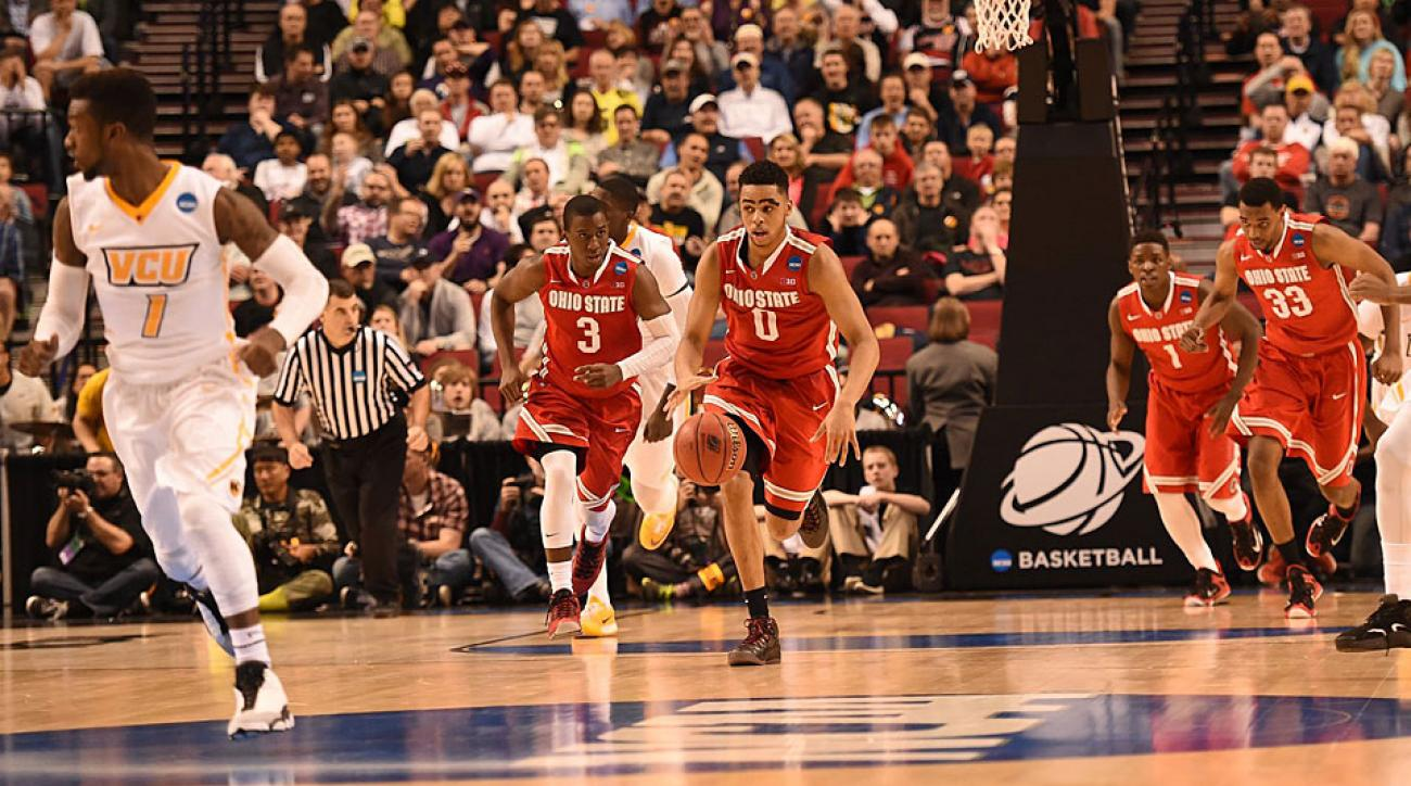 D'Angelo Russell, Ohio State Buckeyes