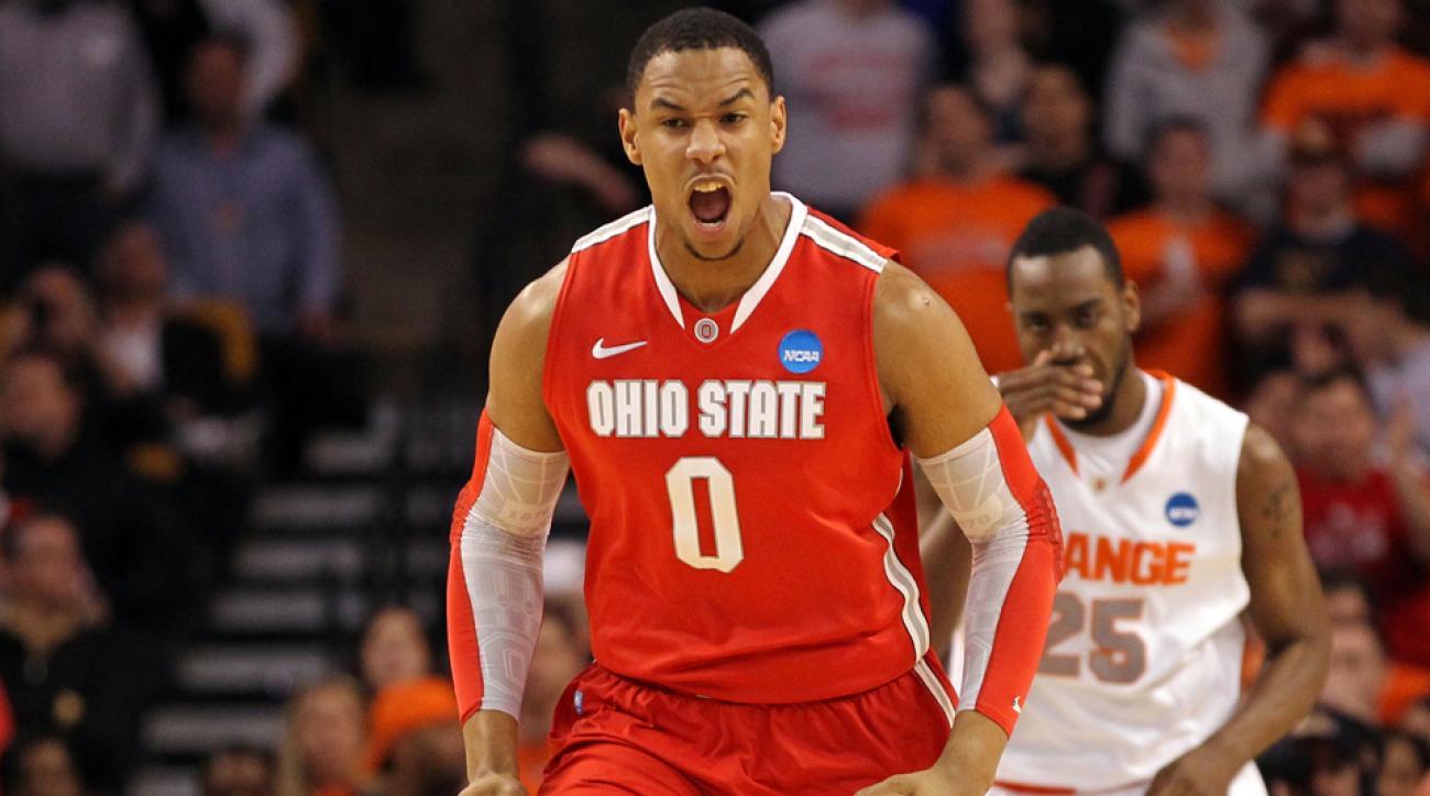 Ohio State looked soft against VCU, Jared Sullinger said.