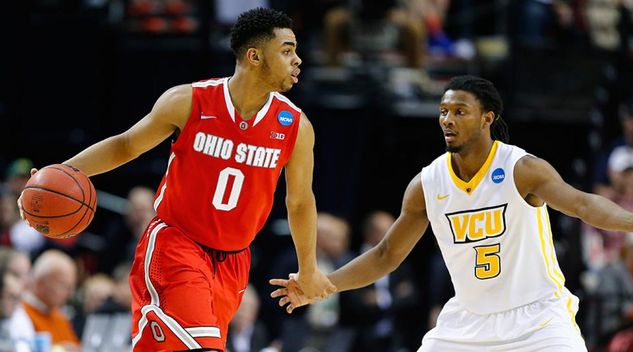Ohio State D'Angelo Russell