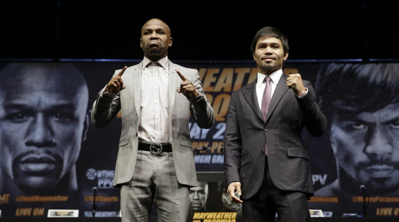 Mayweather nixes $5 million fine for positive drug test