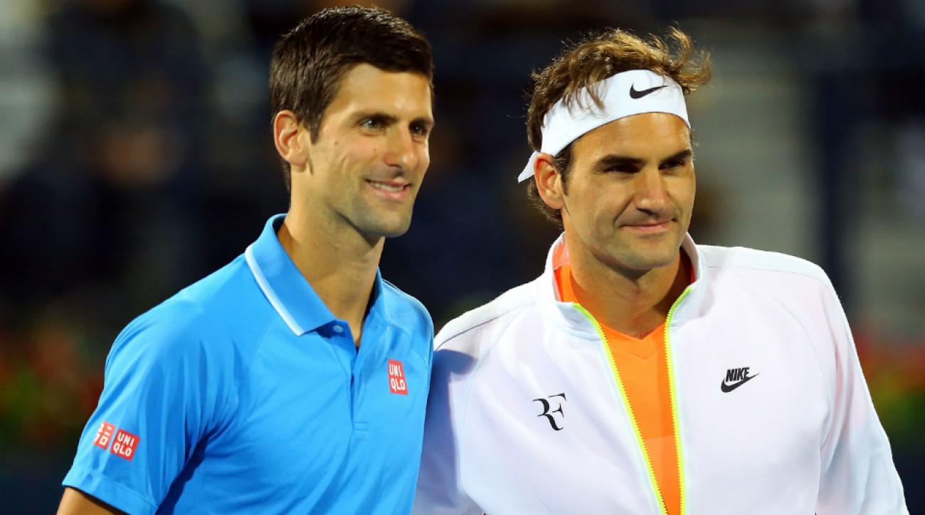 Novak Djokovic Roger Federer Indian Wells preview