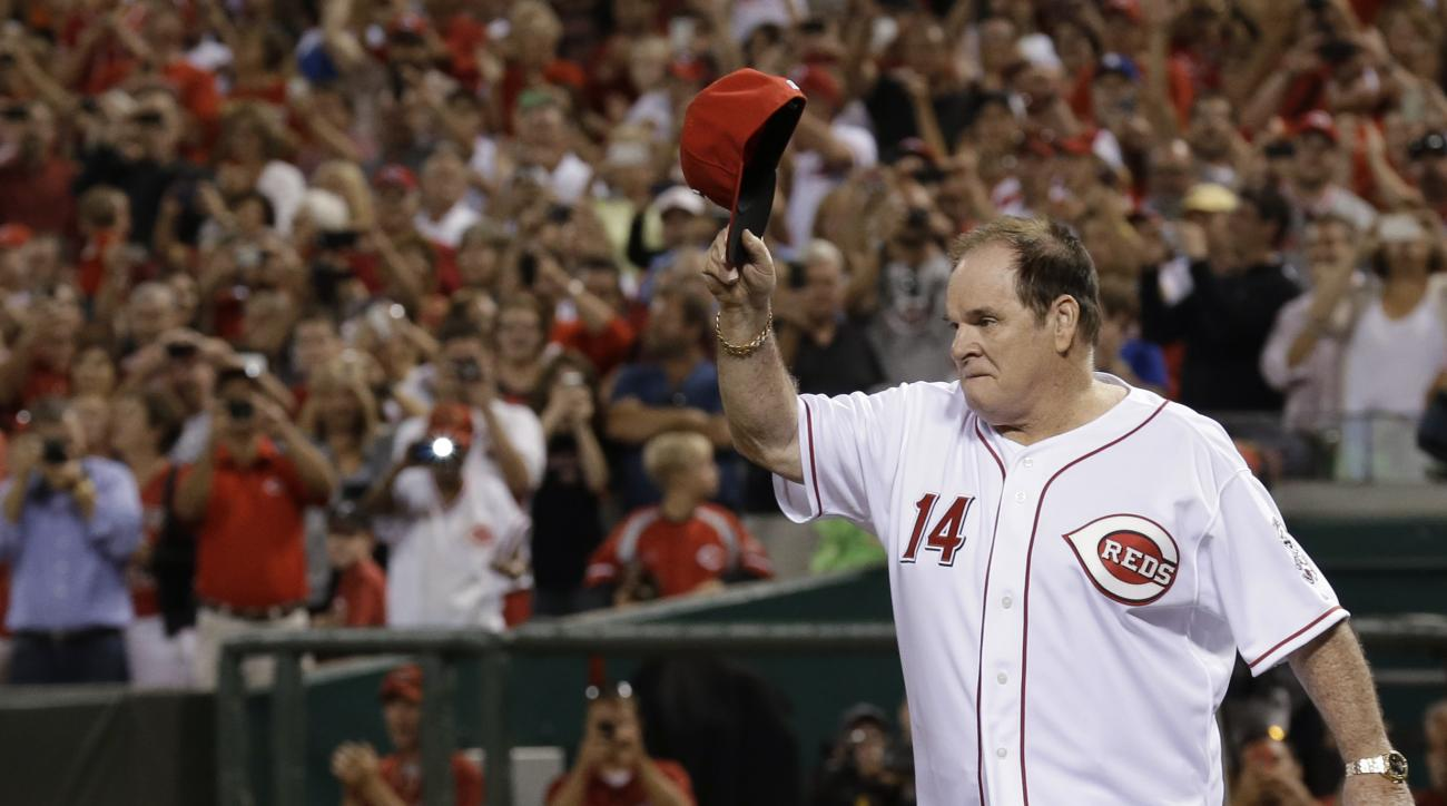 pete rose should be allowed induction into the hall of fame You're about to get inducted into the reds hall of fame  what would you rather  do in cincinnati, have your number retired, make the hall of fame,  i was able to  surround myself with great players and i surrounded them  i'm still the  aggressive pete rose that i was as a baseball player but i'm no longer.