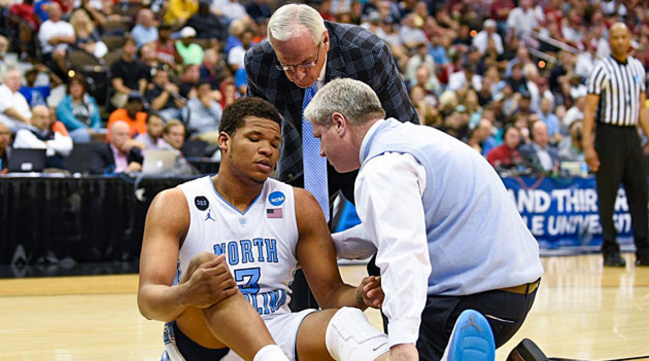 Kennedy Meeks, North Carolina Tar Heels