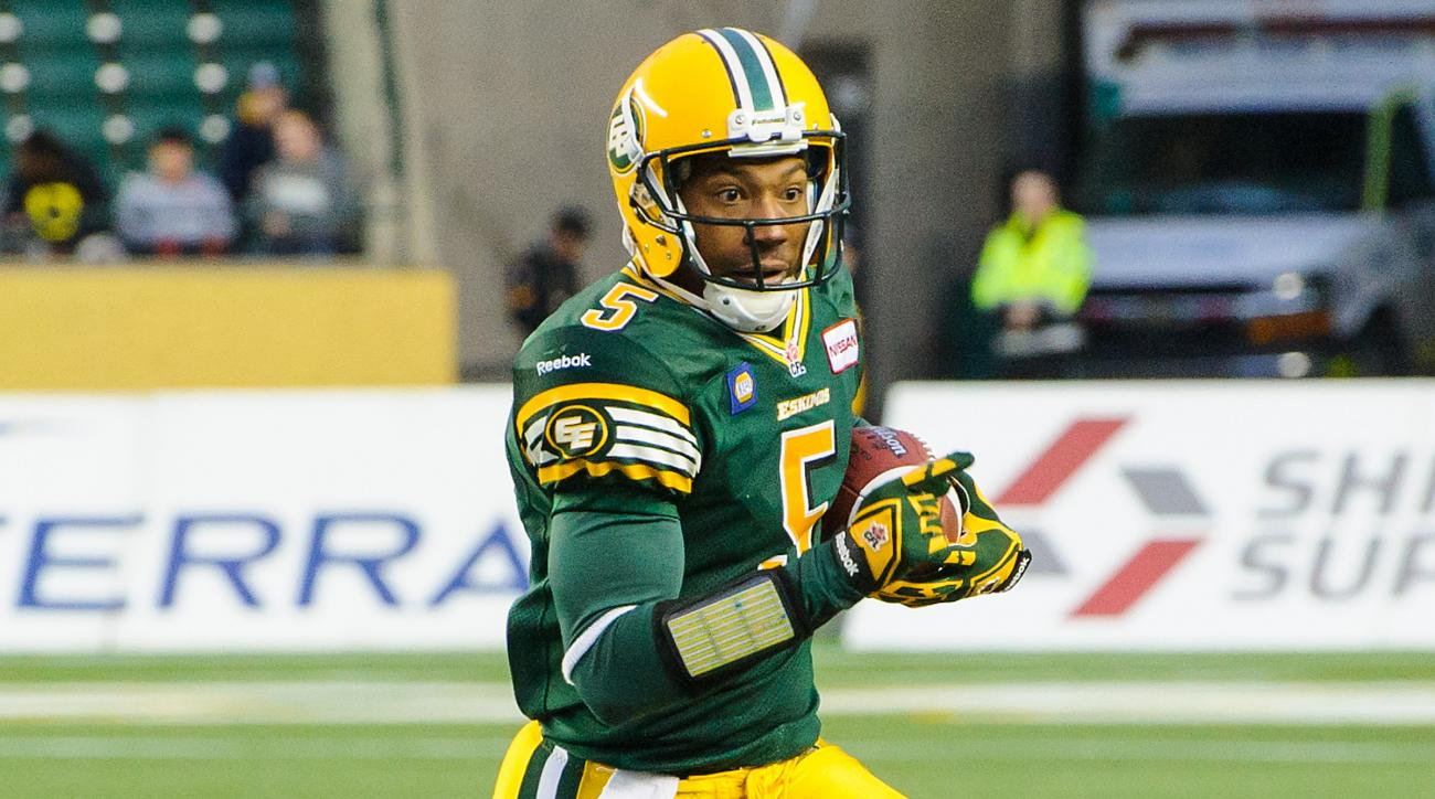 Pat White retires CFL