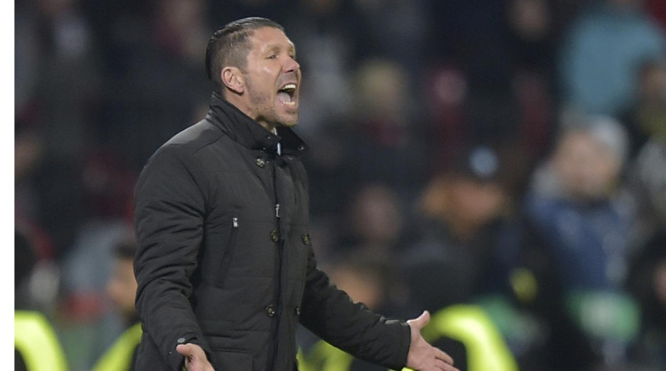 Atlético Madrid, Diego Simeone agree to new deal