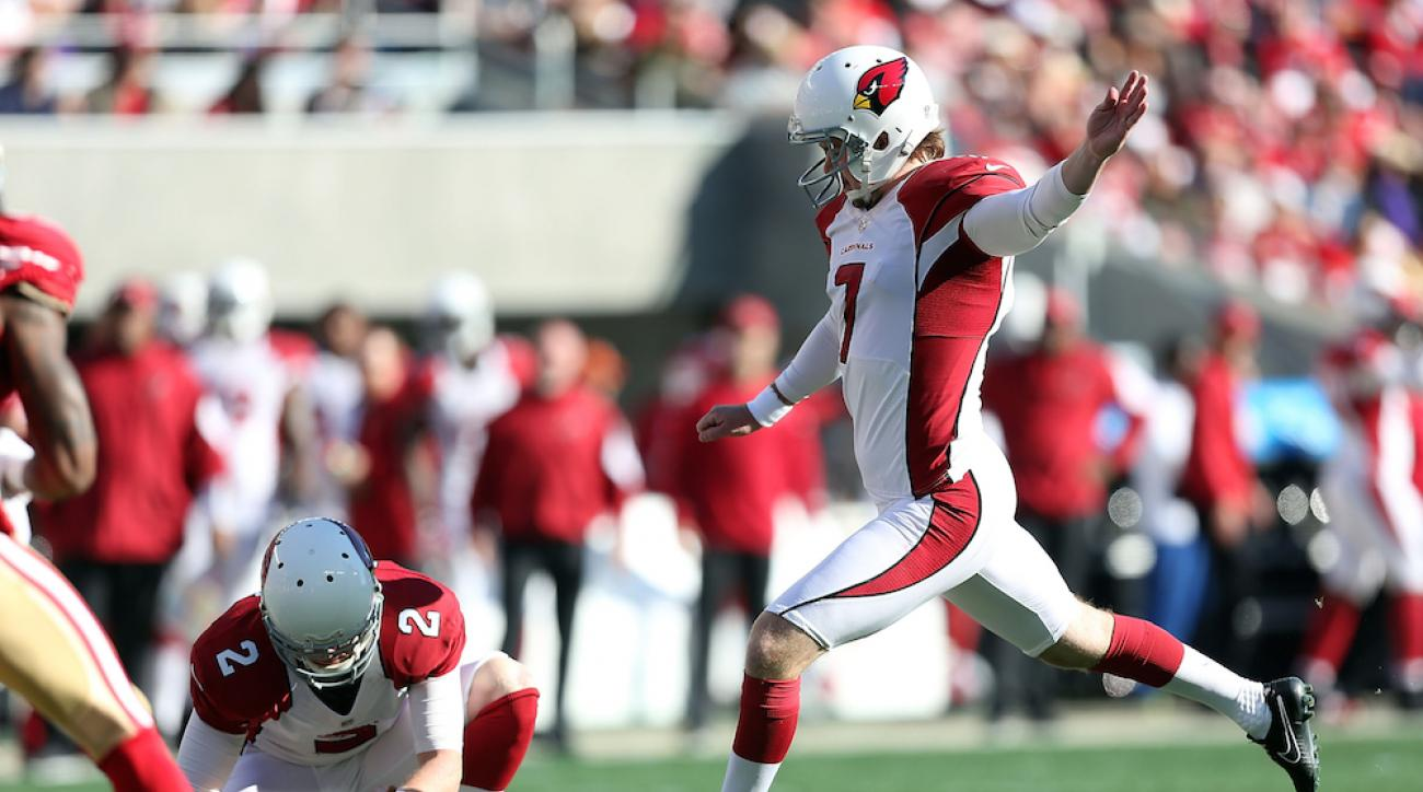 arizona cardinals chandler catanzaro extra point nfl rule changes
