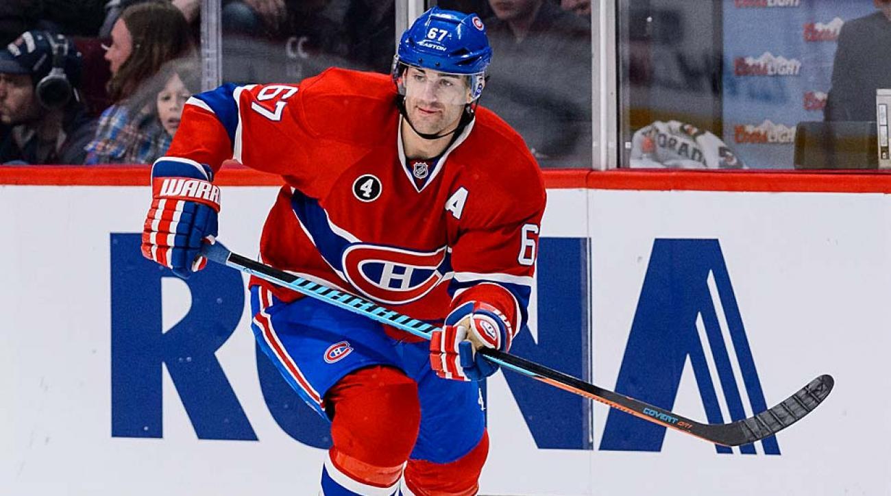 Max Pacioretty Canadiens vs. Senators
