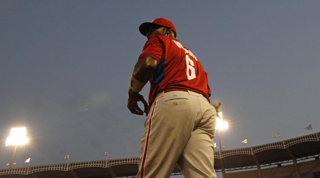 phillies ryan howard retirement minor league baseball comeback