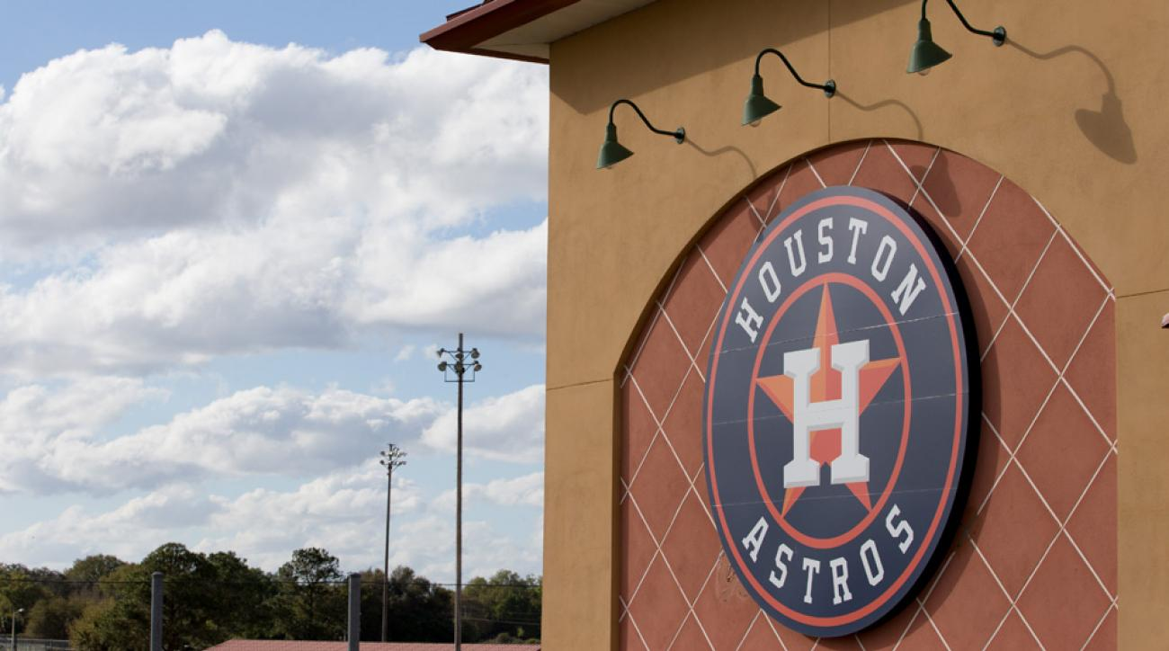 Houston Astros affiliate Fresno Grizzlies won't give away 2017 World Series rings.