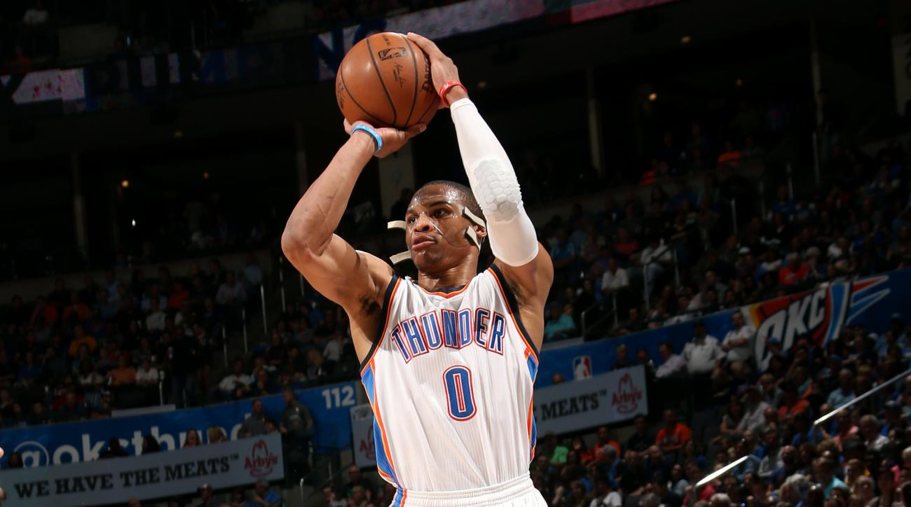 Russell Westbrook MVP Larry Bird