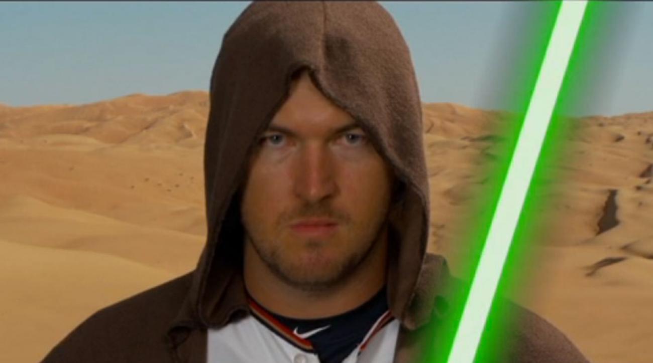 Minnesota Twins Star Wars