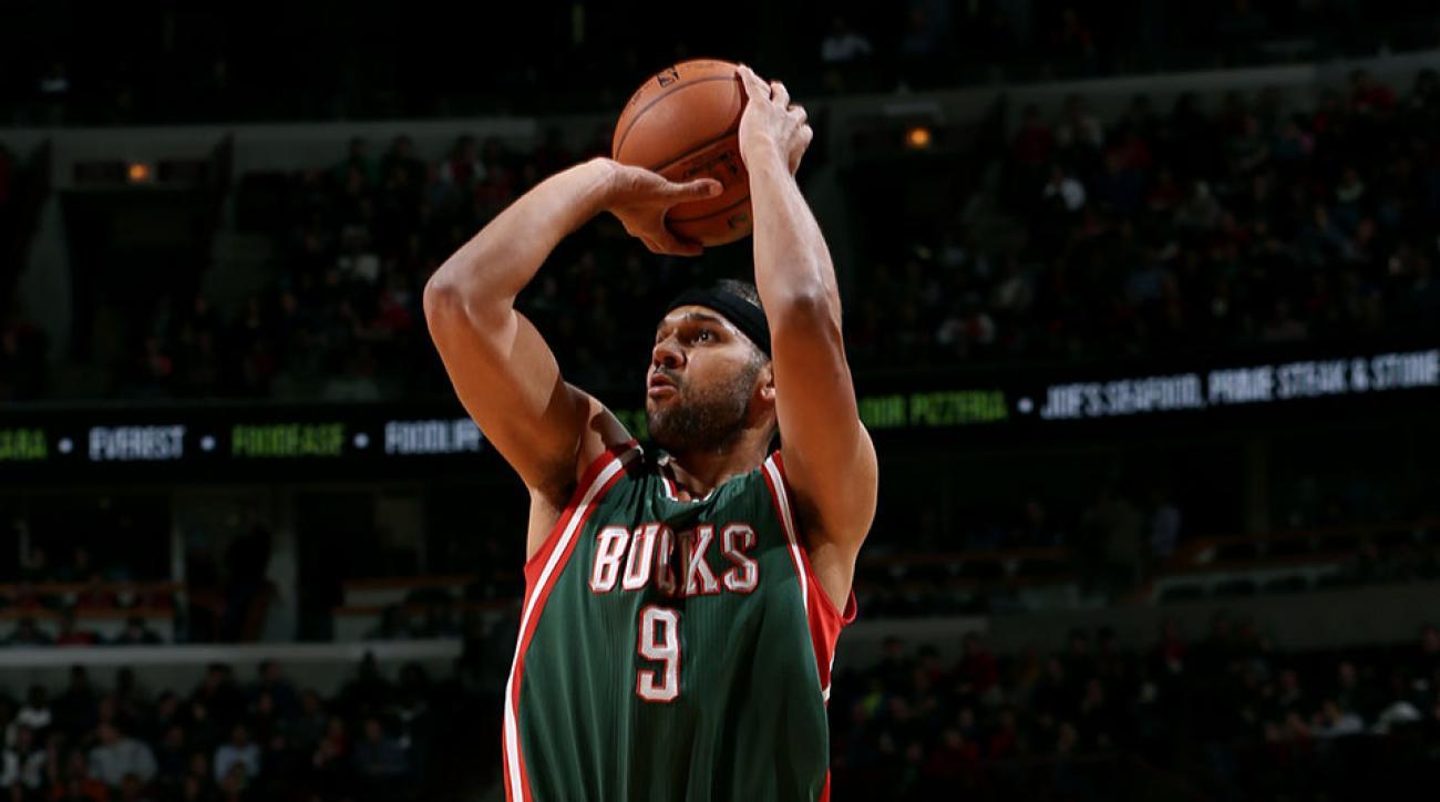 Milwaukee Bucks Jared Dudley