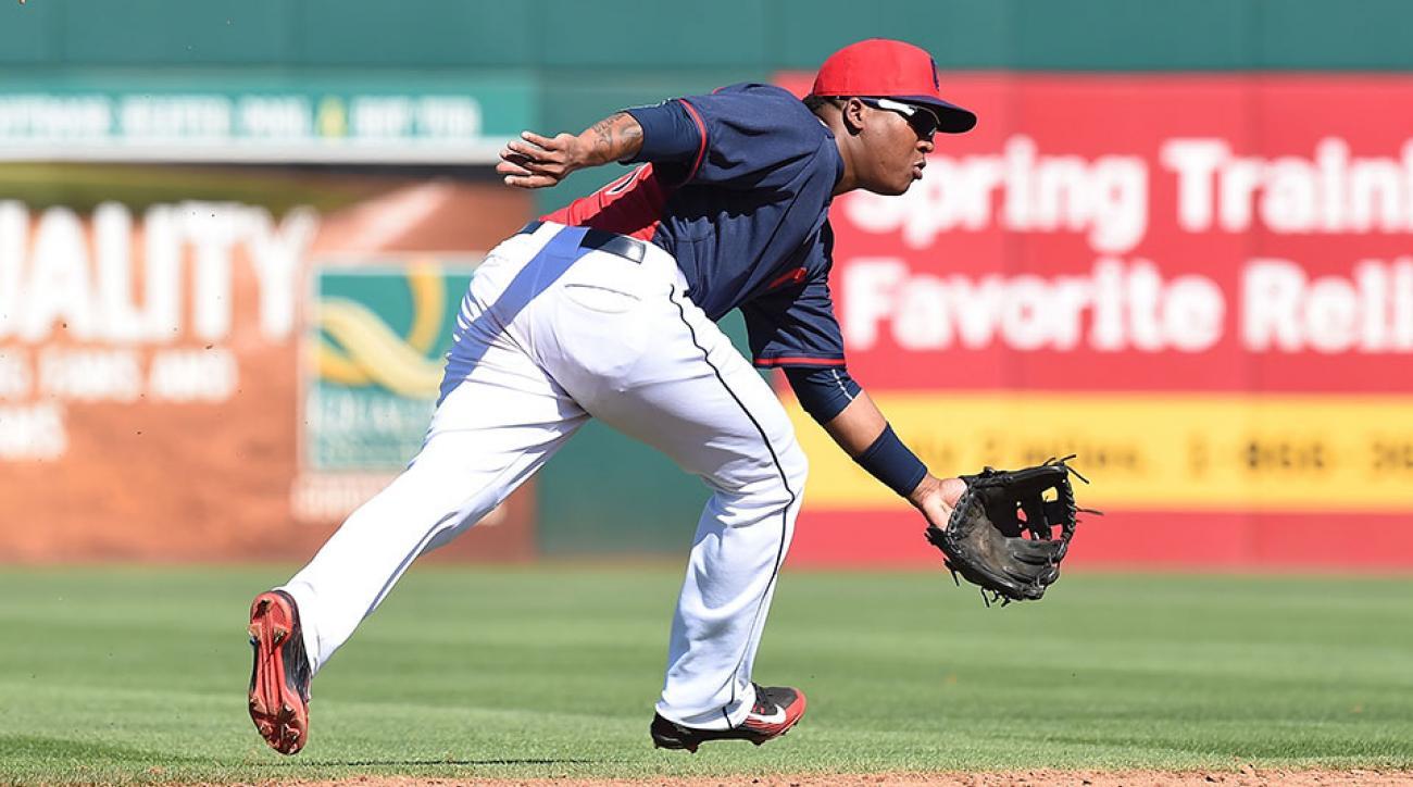 Cleveland Indians Jose Ramirez
