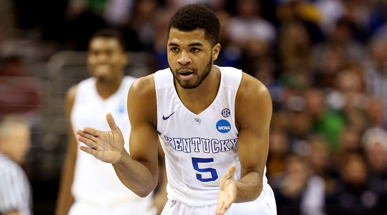 Kentucky Andrew Harrison