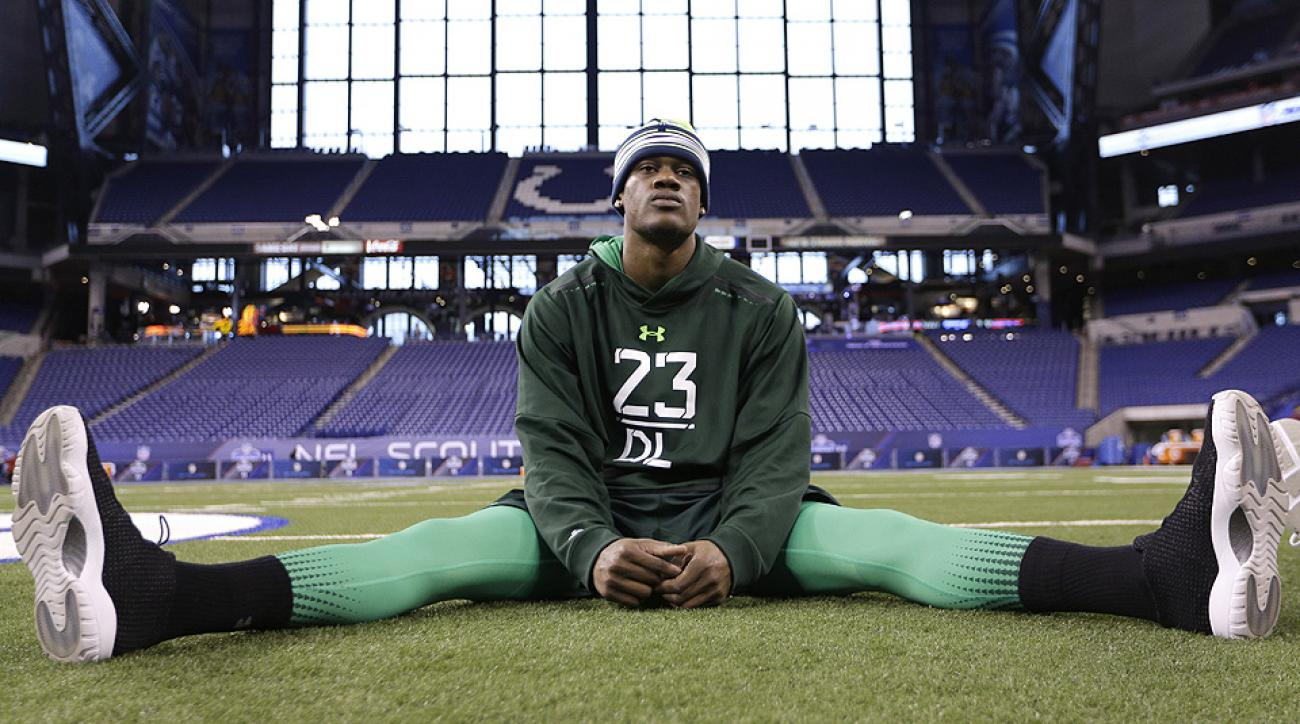 Randy Gregory fails NFL combine drug test for marijuana