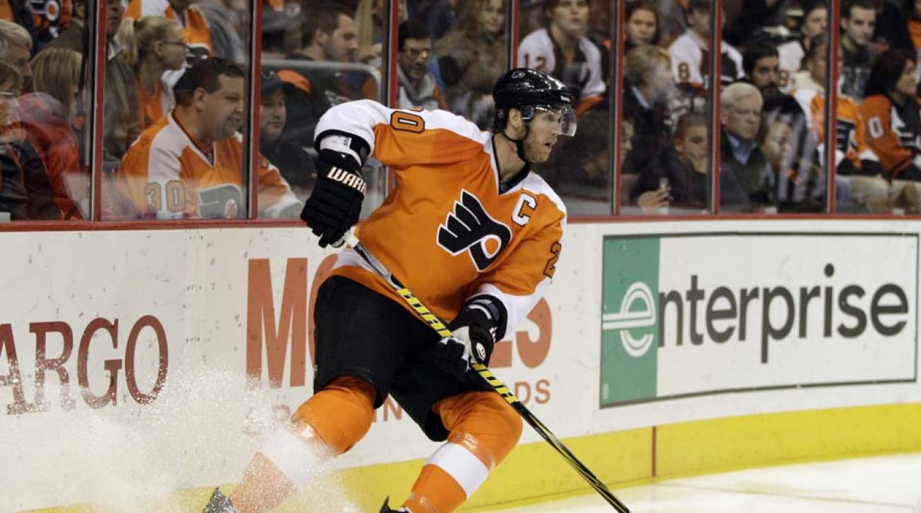 Chris Pronger eligible for Hockey Hall