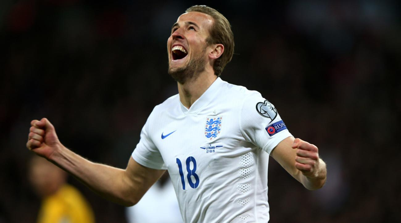 Harry Kane describes his feelings after first match as England captain