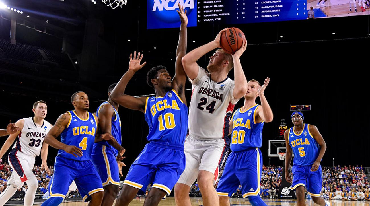 Gonzaga cruises past UCLA, makes first Elite Eight since ...