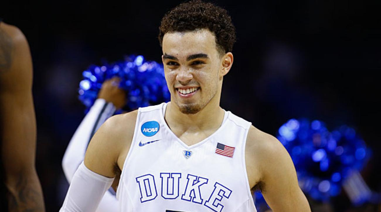 Tyus Jones, Duke Blue Devils