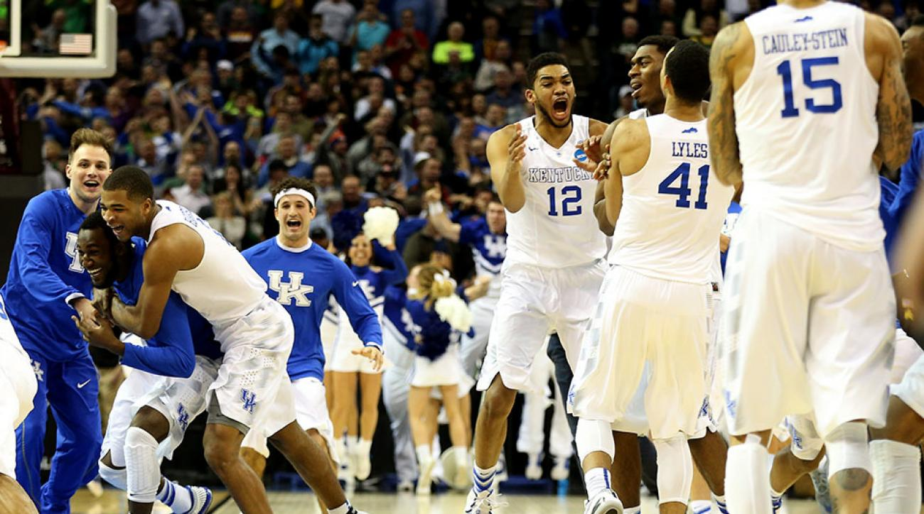 Kentucky beats Notre Dame