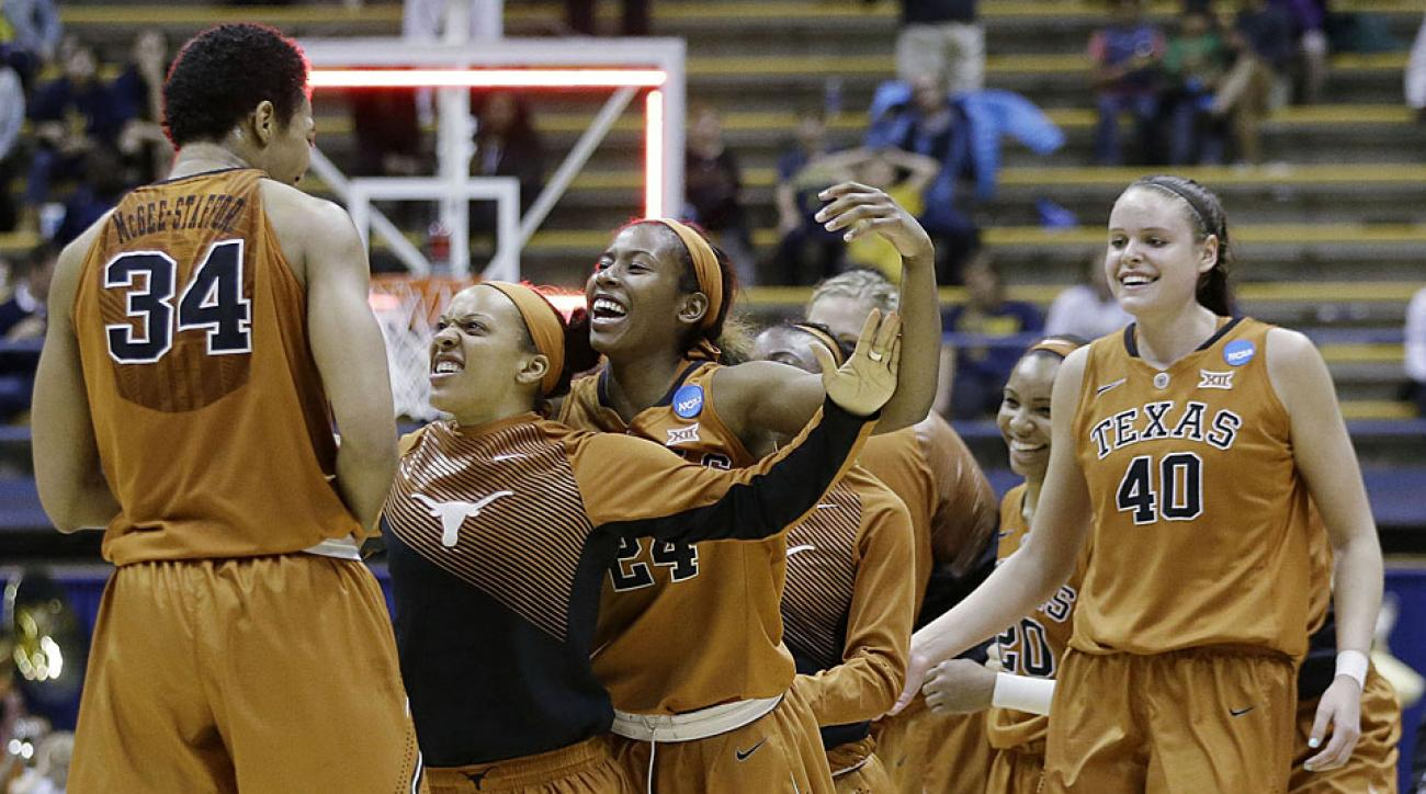 Texas women's basketball team