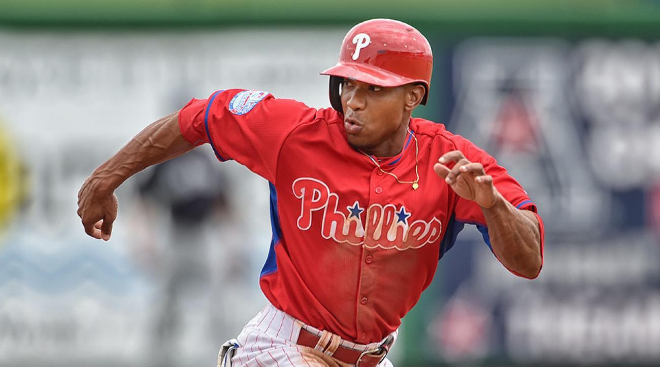 Philadelphia Phillies Ben Revere