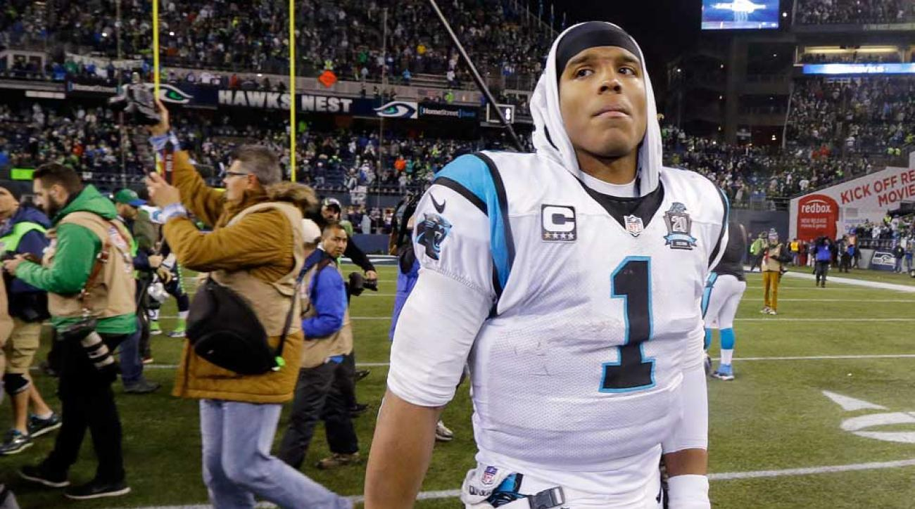 Carolina panthers cam newton school newspaper column
