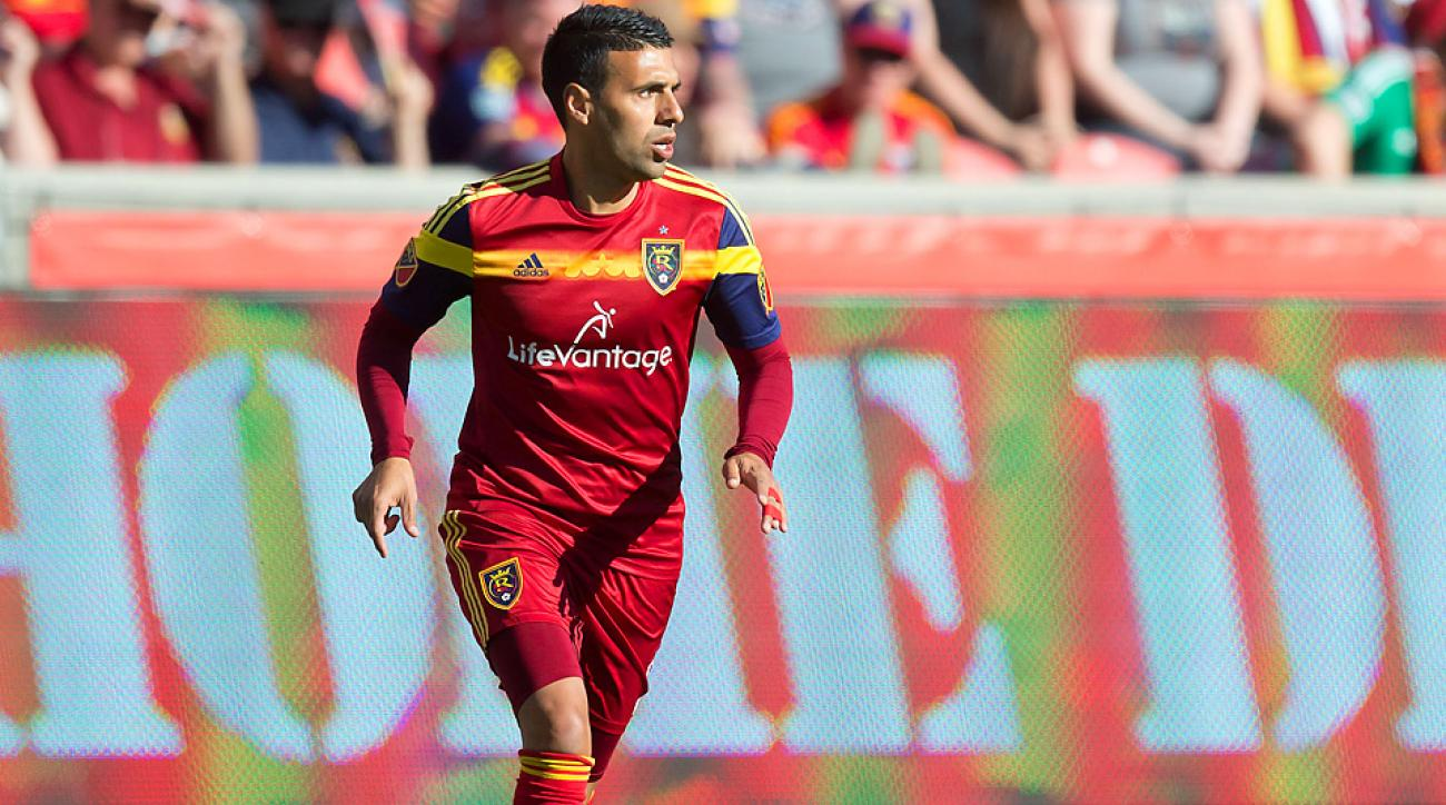 Dependable Javier Morales turns in steady performance to lift Real Salt Lake over Toronto FC
