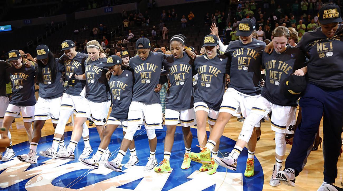 South Carolina, Notre Dame advance to women's Final Four