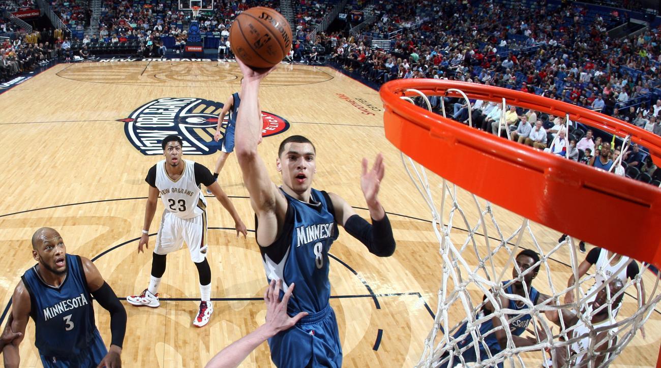 Zach LaVine fantasy basketball picks