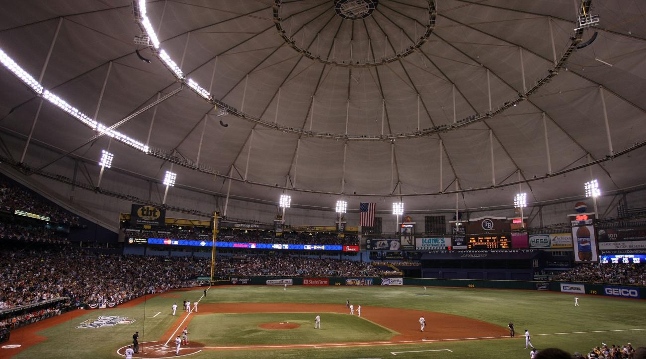 tampa bay rays stadium search mayor standstill