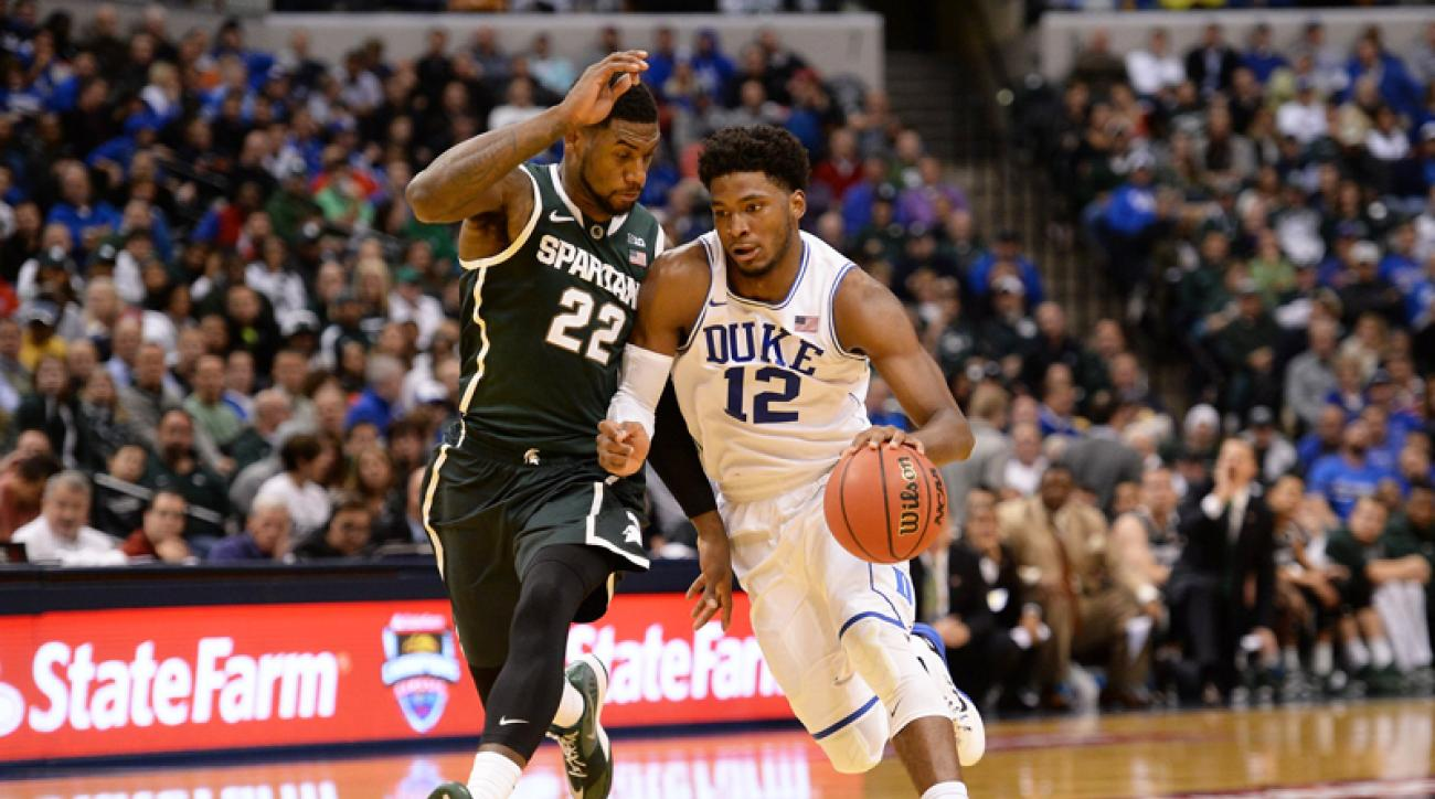 Duke-Michigan State