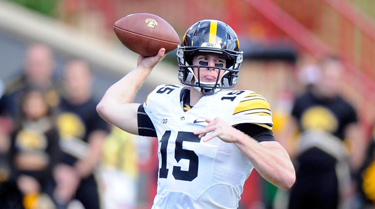 Jake Rudock Michigan transfer Iowa