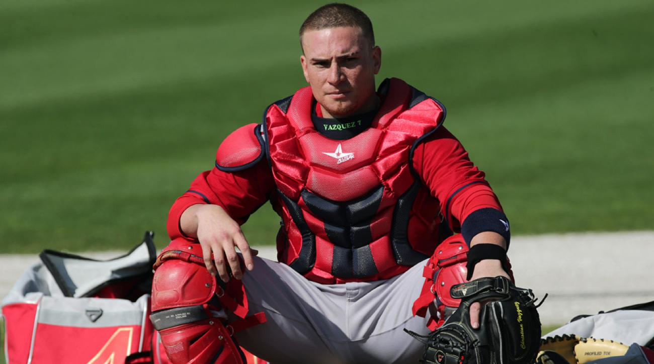 Red Sox catcher Christian Vazquez is having Tommy John surgery.