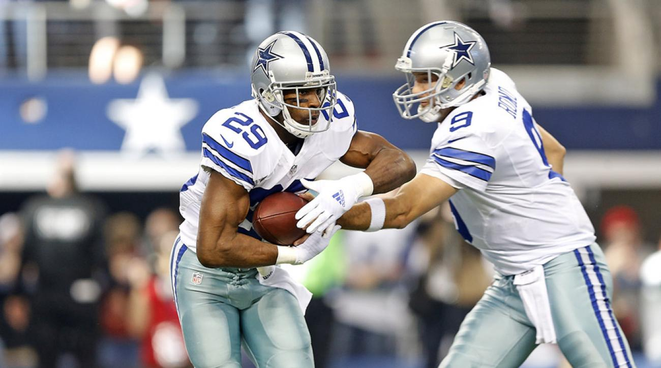 Romo: Would've taken pay cut to keep Murray