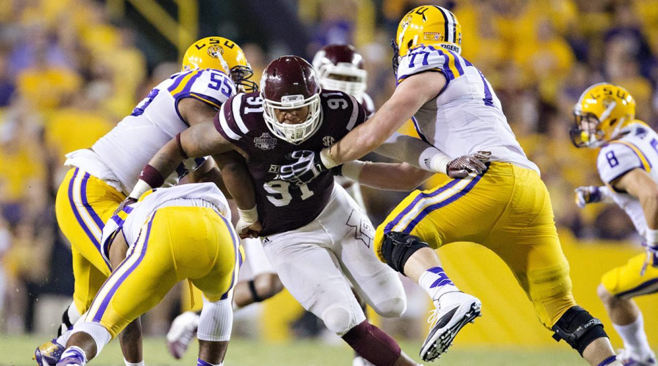 2015 NFL draft rankings: Discussing SI 64, SI's Big Board