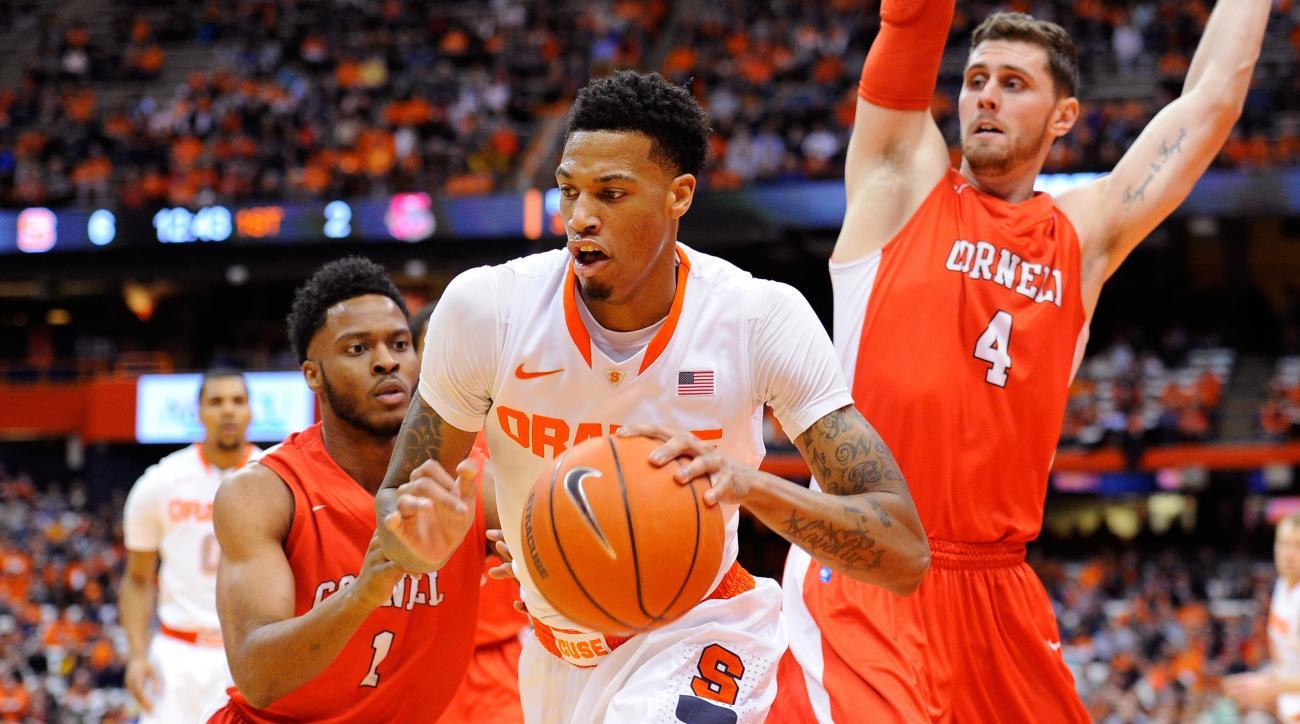 Syracuse Chris McCullough NBA draft