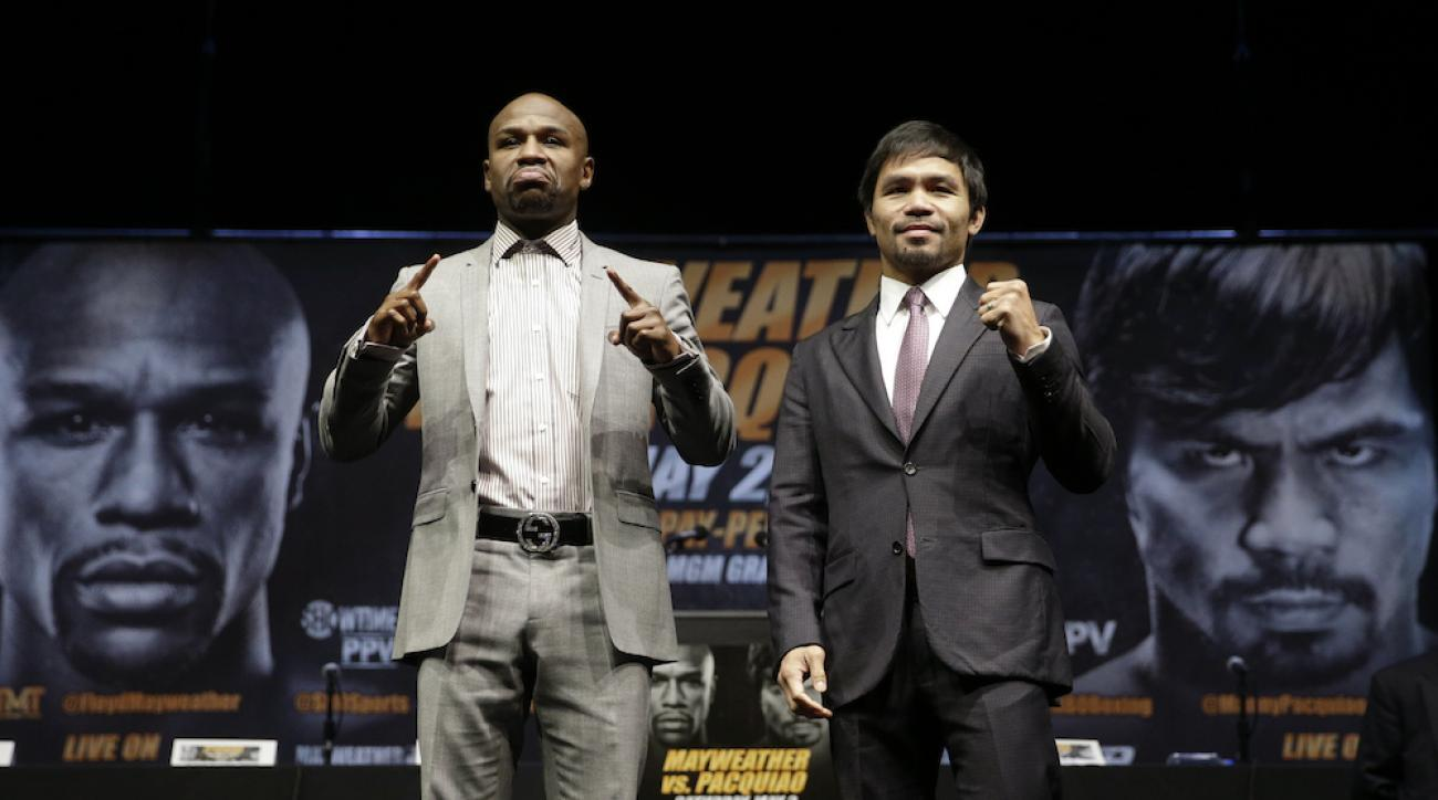 floyd mayweather manny pacquiao fight