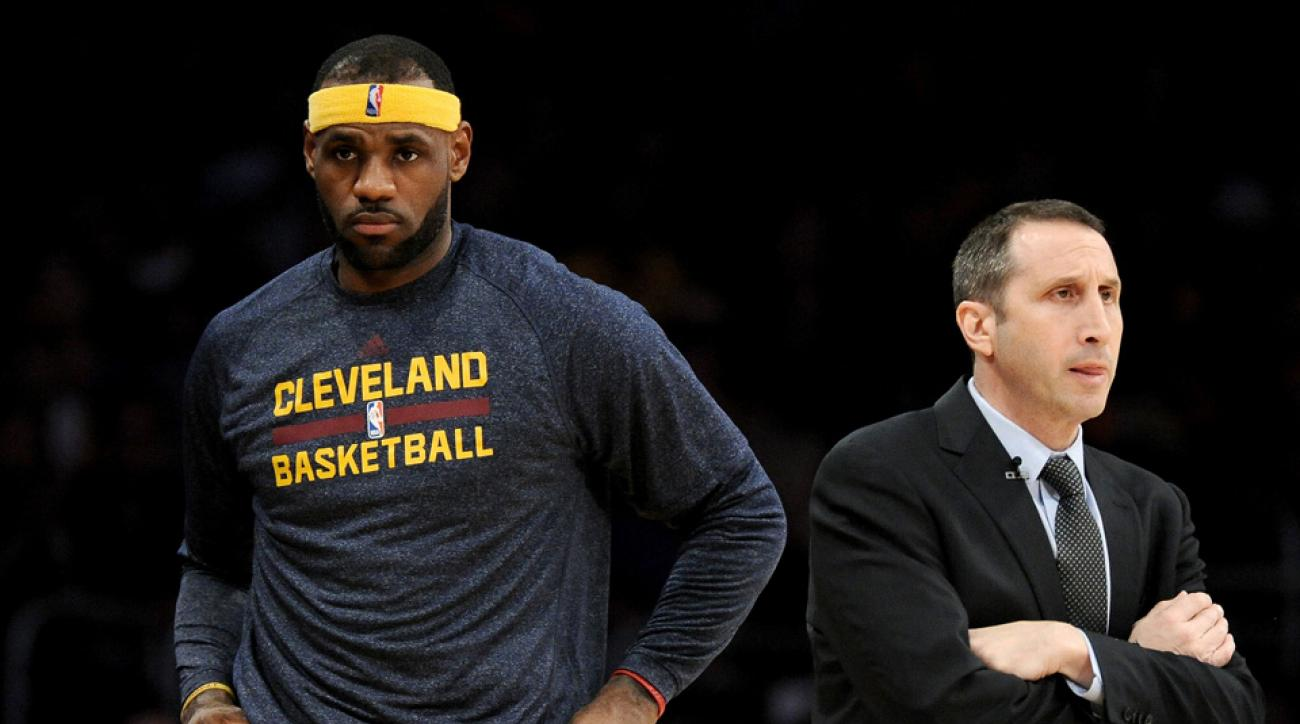 LeBron allowed to call Cavaliers plays