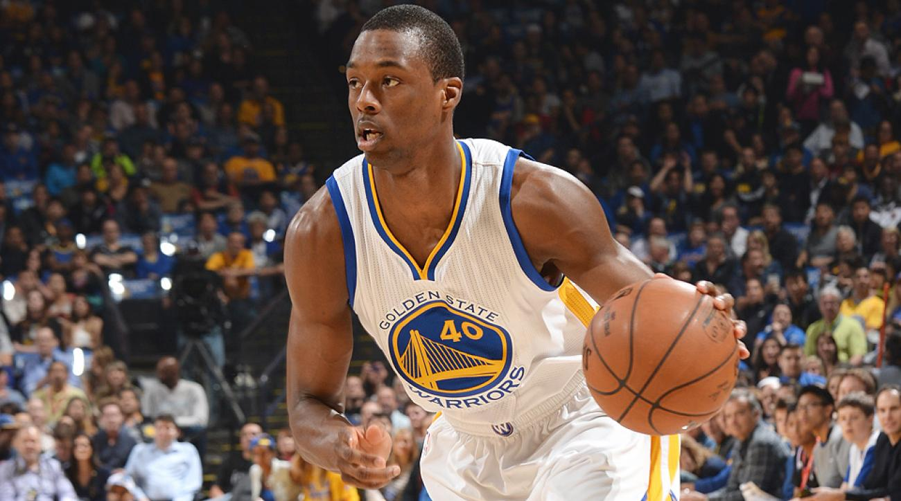 Harrison Barnes hit the game-winning shot to beat the Suns on Thursday.
