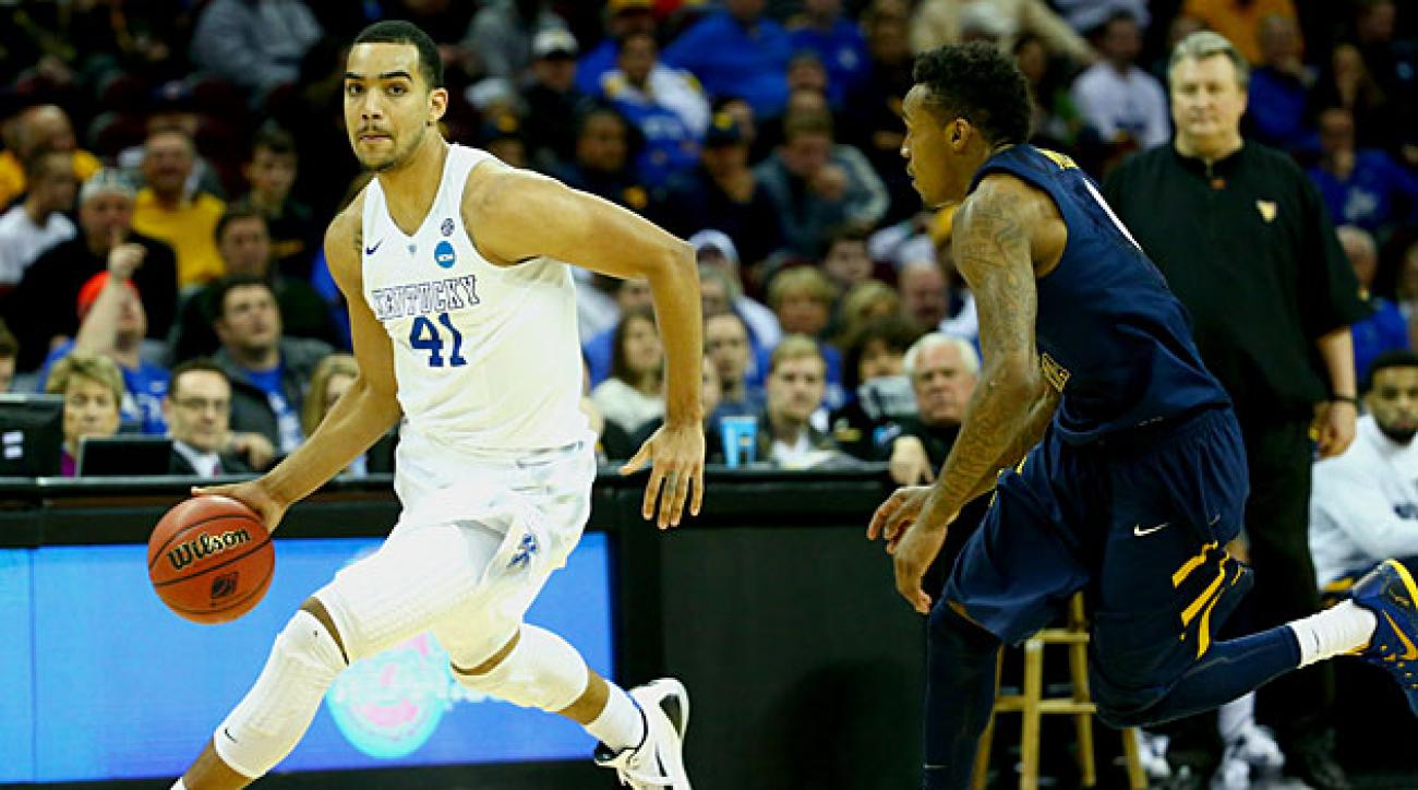 Trey Lyles, Kentucky Wildcats
