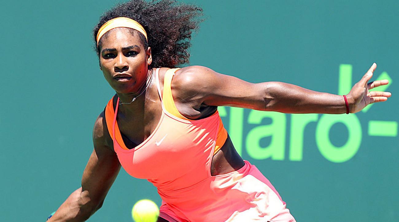 Serena Williams wins Miami Open