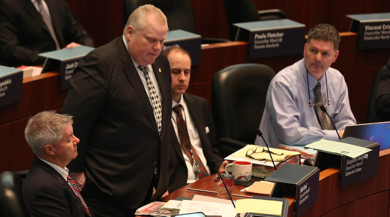 rob ford hockey hall of fame board of directors