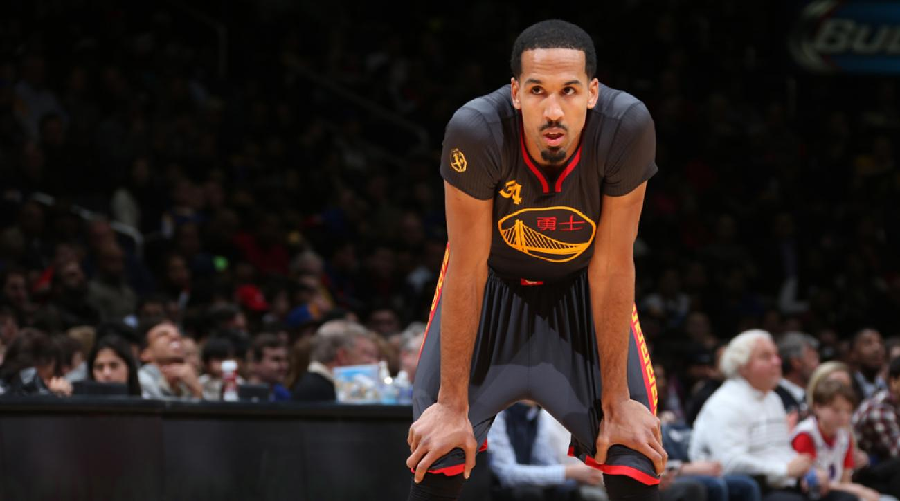 Shaun Livingston will not play in the Golden State Warriors' game against the San Antonio Spurs after being suspended.